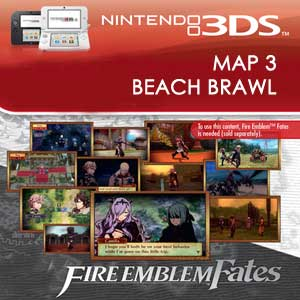 Buy Fire Emblem Fates Map 3 Beach Brawl Nintendo 3DS Download Code Compare Prices