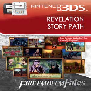 Buy Fire Emblem Fates Revelation Story Path Nintendo 3DS Download Code Compare Prices
