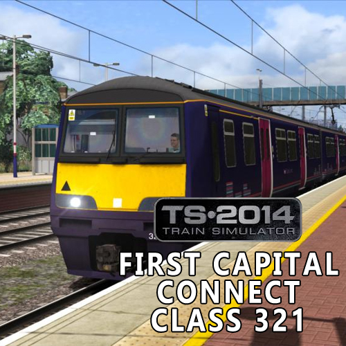 Train Simulator First Capital Connect Class 321 Digital Download Price Comparison