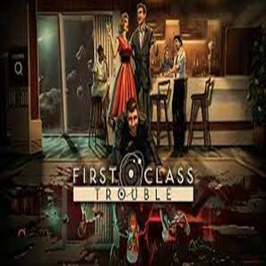 First Class Trouble Digital Download Price Comparison