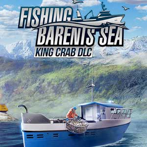 Fishing Barents Sea King Crab