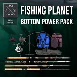 Fishing Planet Bottom Power Pack