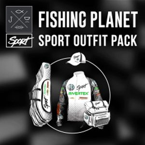 Fishing Planegt Sport Outfit Pack