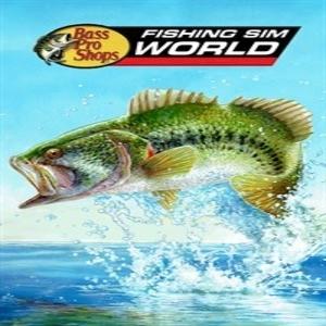 Fishing Sim World Bass Pro Shops Edition
