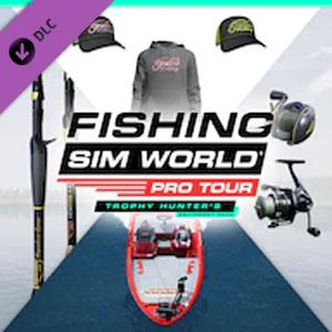 Fishing Sim World Pro Tour Trophy Hunter's Equipment Pack
