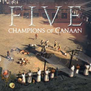 FIVE Champions of Canaan Digital Download Price Comparison