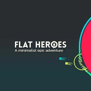 Flat Heroes Ps4 Digital & Box Price Comparison