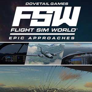 Flight Sim World Epic Approaches Digital Download Price Comparison