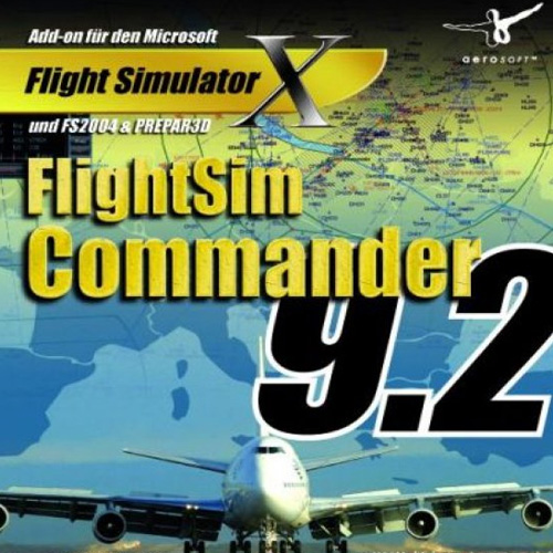 Flightsim Commander 9.2 Flight Simulator X Addon Digital Download Price Comparison