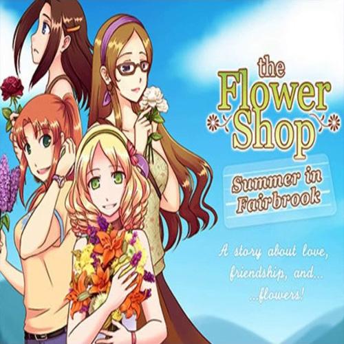 Flower Shop Summer In Fairbrook