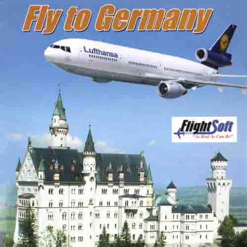 Fly to Germany FSX Add-On Digital Download Price Comparison