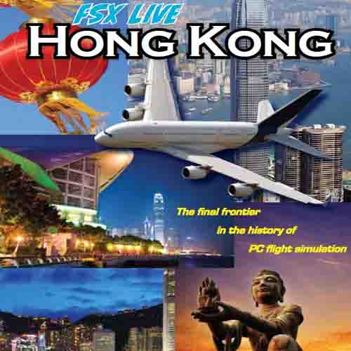 Fly to Hong Kong FSX LIVE Add-on Digital Download Price Comparison