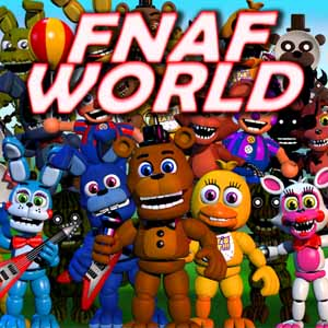 FNaF World Digital Download Price Comparison