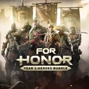 For Honor Year 1 Heroes Bundle Digital Download Price Comparison