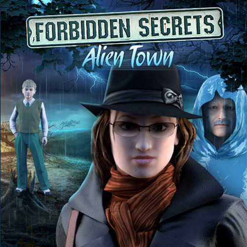 Forbidden Secrets Alien Town Digital Download Price Comparison
