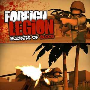 Foreign Legion Buckets of Blood Digital Download Price Comparison