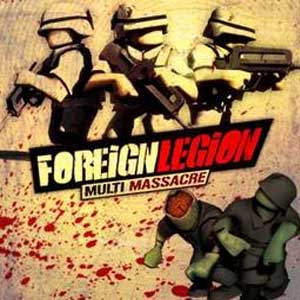 Foreign Legion Multi Massacre Digital Download Price Comparison