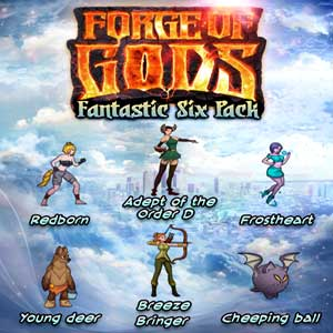 Forge of Gods Fantastic Six Pack Digital Download Price Comparison