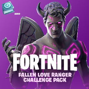 Fortnite Fallen Love Ranger Challenge Pack