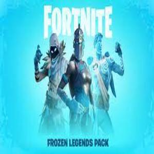 Fortnite Frozen Legends Pack