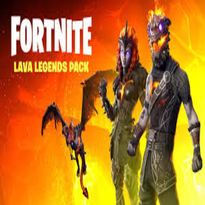 Fortnite Lava Legends Pack