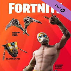 Fortnite Psycho Bundle