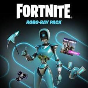 Fortnite Robo Ray Pack