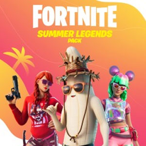 Fortnite Summer Legends Pack
