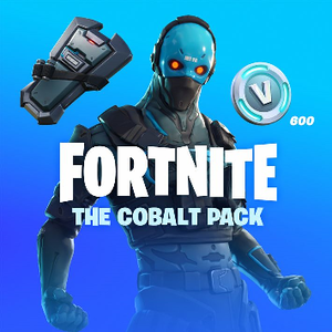 Fortnite The Cobalt Pack