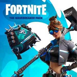 Fortnite The Wavebreaker Pack