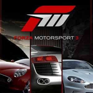 Forza Motorsport 3 XBox 360 Code Price Comparison