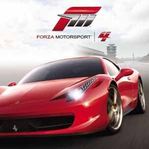 Forza Motorsport 4 XBox 360 Code Price Comparison