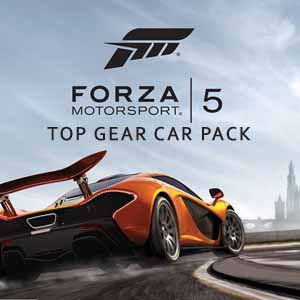 Forza Motorsport 5 Top Gear Car Pack Xbox one Code Price Comparison