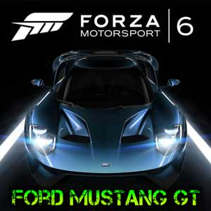 Forza Motorsport 6 Ford Mustang GT Xbox One Code Price Comparison