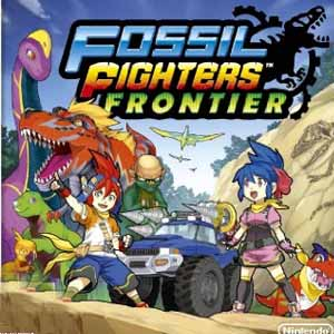 Buy Fossil Fighters Frontier Nintendo 3DS Download Code Compare Prices