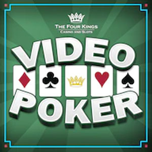 Four Kings Video Poker