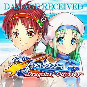 Frane Dragons' Odyssey Damage Received x 1/2