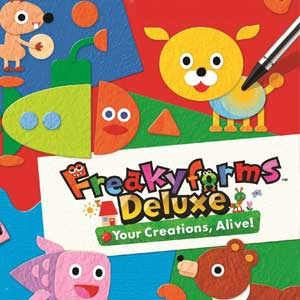 Buy Freakyforms Deluxe Nintendo 3DS Download Code Compare Prices