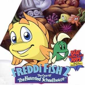 Freddi Fish 2 The Case of the Haunted Schoolhouse Digital Download Price Comparison