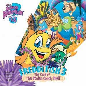 Freddi Fish 3 The Case of the Stolen Conch Shell Digital Download Price Comparison
