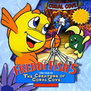 Freddi Fish 5 The Case of the Creature of Coral Cove Digital Download Price Comparison