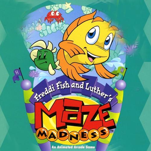 Freddi Fish and Luthers Maze Madness Digital Download Price Comparison