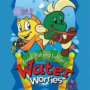Freddi Fish and Luthers Water Worries Digital Download Price Comparison