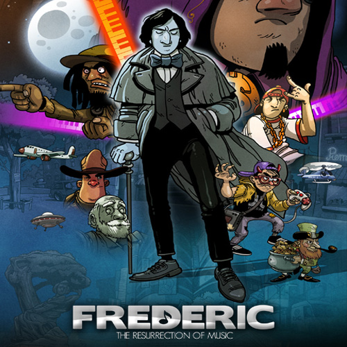 Frederic Resurrection of Music Digital Download Price Comparison