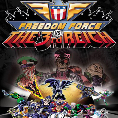 Freedom Force vs The Third Reich Digital Download Price Comparison