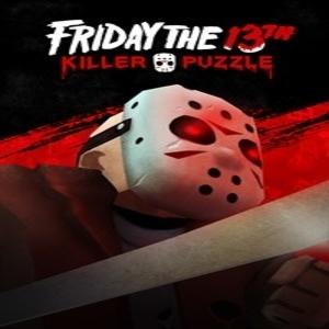 Friday the 13th Killer Puzzle Xbox One Digital & Box Price Comparison