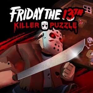 Friday the 13th Killer Puzzle Nintendo Switch Digital & Box Price Comparison
