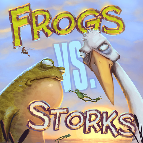 Frogs vs Storks Digital Download Price Comparison