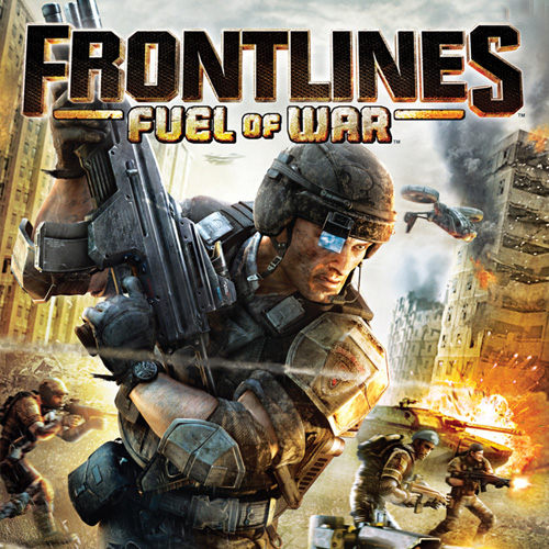 Frontlines Fuel of War Xbox 360 Code Price Comparison