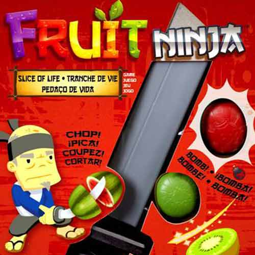 Fruit Ninja XBox 360 Download Game Price Comparison
